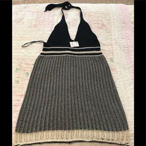 NWT Zara halter dress